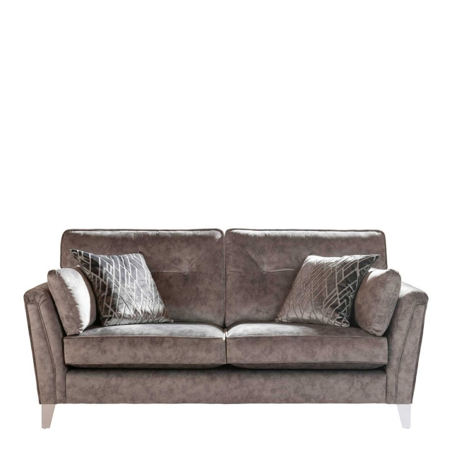 Lola - 3 Seat Sofa In Fabric