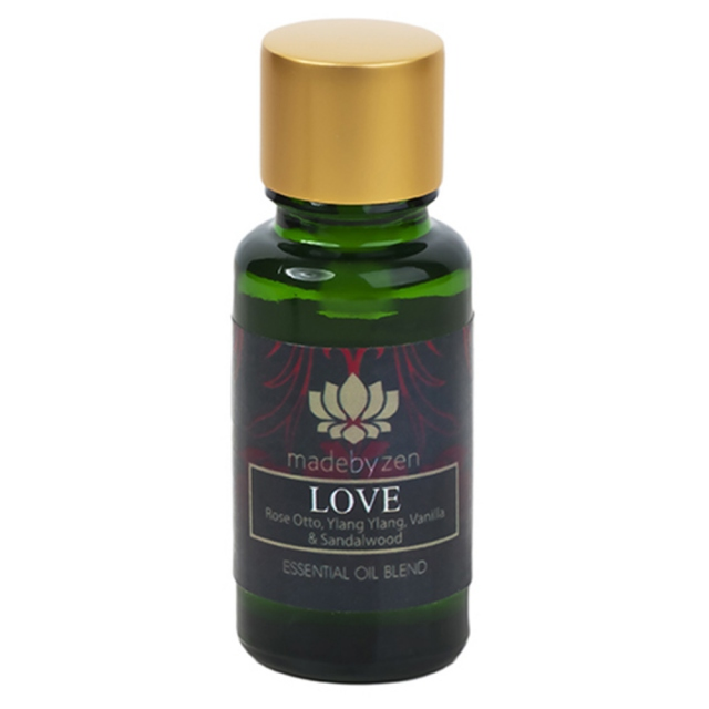 Made by Zen Essential Oil Aromatherapy - Love