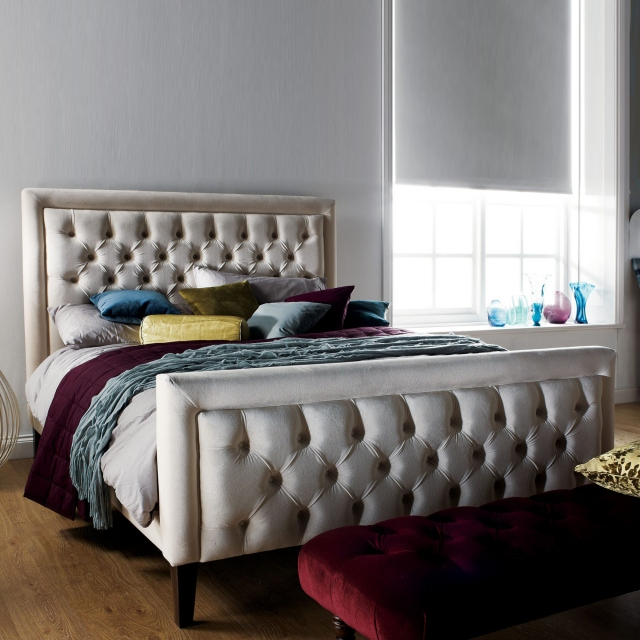 Kingsley - High End Bed Frame