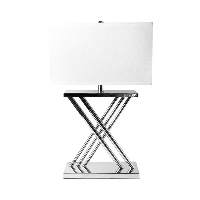 Colossus Table Lamp White