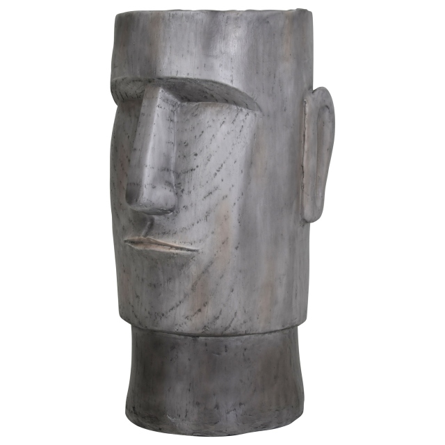 Easter Island Head Planter Large