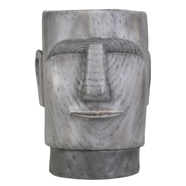 Easter Island Head Planter Small