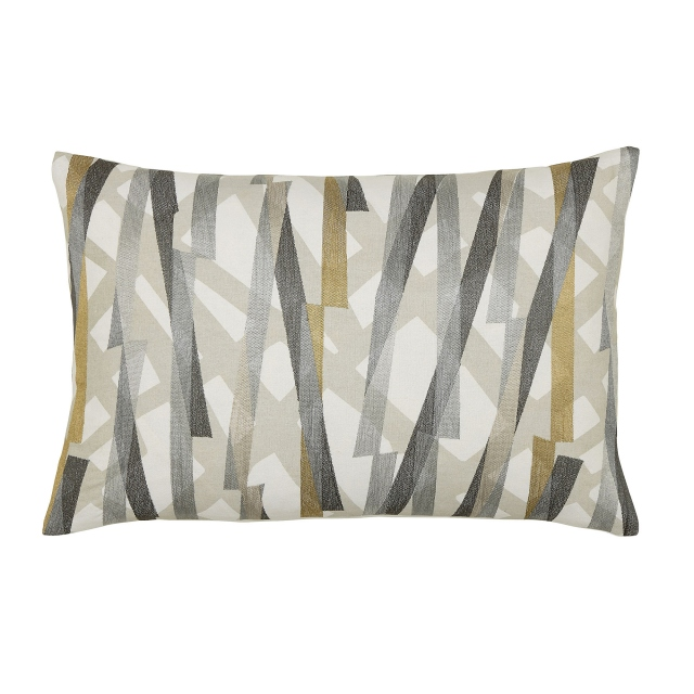 Harlequin Typhonic Cushion Platinum