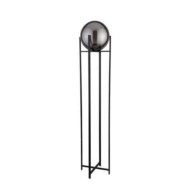 Hector Floor Lamp Smoke