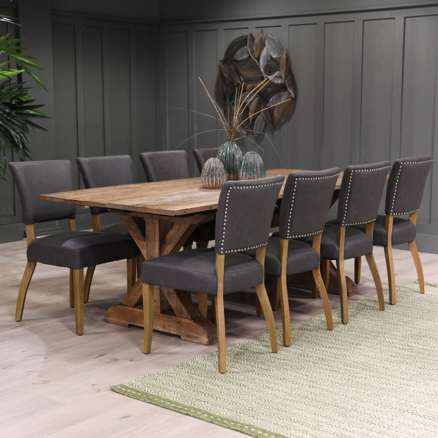 240cm Dining Table - Bali