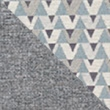 Moet Grey Fabric & Scatter Fabric
