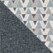 Moet Charcoal Fabric & Scatter Fabric